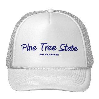 Maine State Slogan Hat