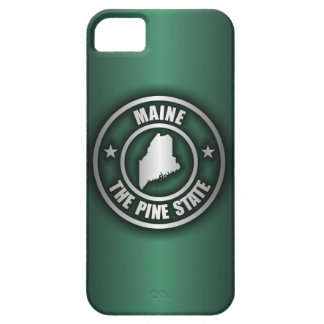 """Maine Steel 2"" iPhone 5 Cases"