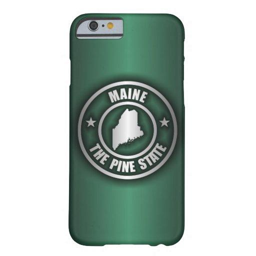 """Maine Steel 2"" iPhone 6 case"
