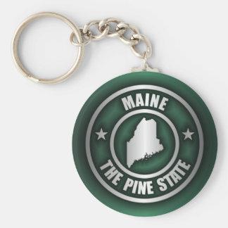 """""""Maine Steel 2"""" Keychains"""