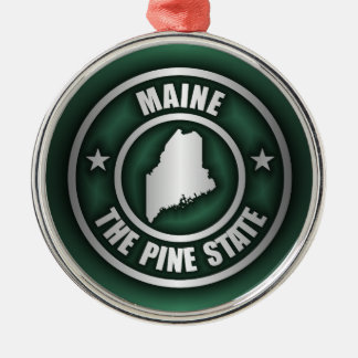 """""""Maine Steel 2"""" Ornaments"""