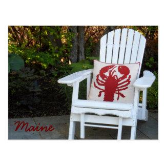Maine Summer Postcard