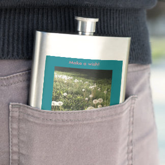 Maine Summers Hip Flask