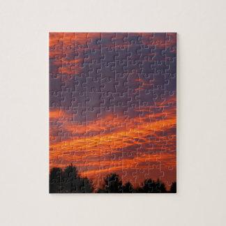Maine Sunrise Puzzle
