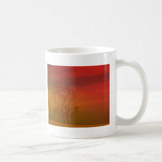 Maine Sunset 6 Mugs