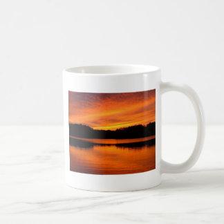 Maine Sunset Coffee Mug
