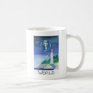 Maine Tarot - World Mug