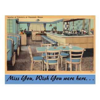 Maine, Valerie's, Ogunquit Postcard