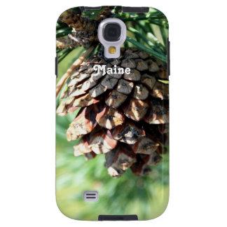 Maine White Pine Galaxy S4 Case