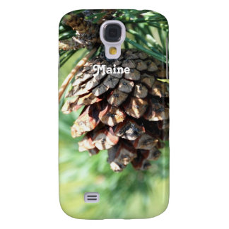 Maine White Pine Galaxy S4 Cover