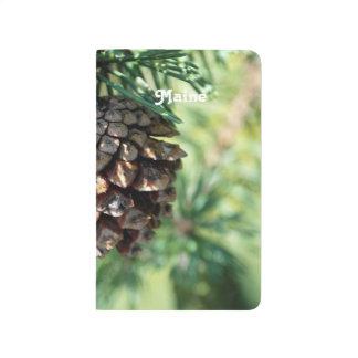 Maine White Pine Cuaderno