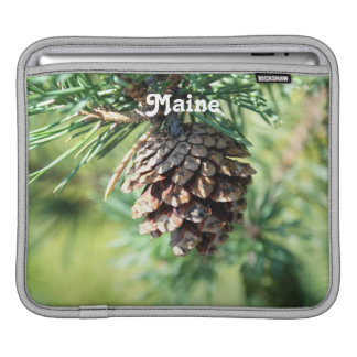 Maine White Pine Sleeves For iPads