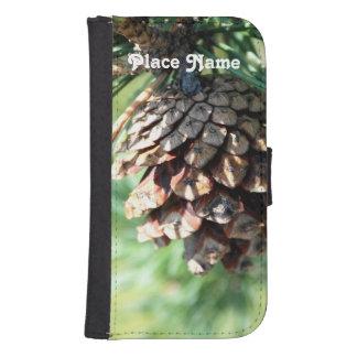 Maine White Pine Phone Wallet Case