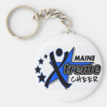 Maine Xtreme Cheer Key Chain