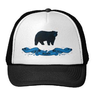 mainebbeara trucker hat