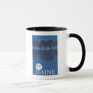 MaineBear in the Moonlight Mug