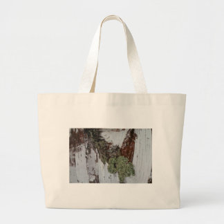 Mainely Birch Large Tote Bag