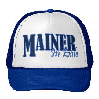 Mainer In Exile Trucker Hat