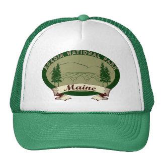 Maine's Acadia National Park Trucker Hat