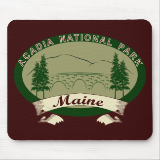 Maine's Acadia National Park Mouse Pad