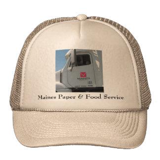 Maines Paper & Food Service Trucker Hat