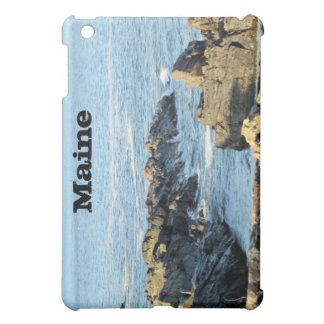 Maine's Rocky Coastline iPad Mini Cases