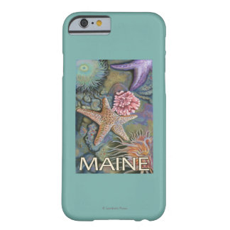 MaineTidepool Scene Barely There iPhone 6 Case