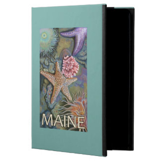 MaineTidepool Scene Case For iPad Air
