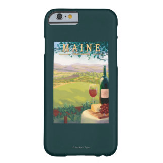 MaineWine Country Scene Barely There iPhone 6 Case