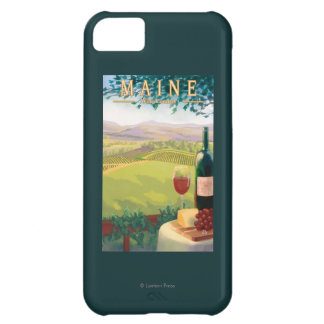 MaineWine Country Scene iPhone 5C Cover