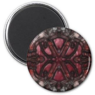 MainFrame 04 2 Inch Round Magnet
