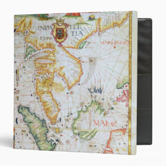 Mainland Southeast Asia, detail from world atlas Binder