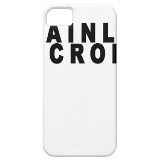 Mainly Microbe Shirt.png iPhone 5 Case