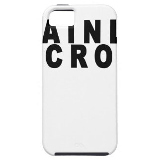 Mainly Microbe Shirt.png iPhone 5 Cases