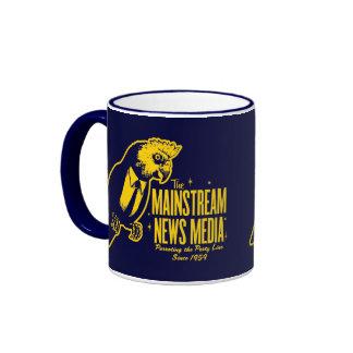 Mainstream News Media Mug