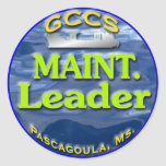Maint.Leader2 Stickers