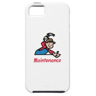 MAINTENANCE iPhone 5 CASE