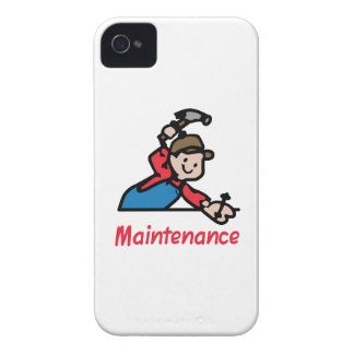 MAINTENANCE iPhone 4 CASES