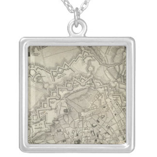 Mainz, Germany Silver Plated Necklace