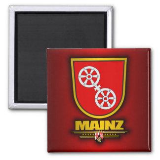 Mainz Refrigerator Magnet