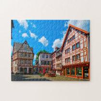 Mainz Sachsen Germany. Jigsaw Puzzle
