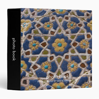 Maiolica Tiles Photo Book Binder