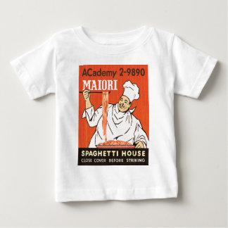 Maiori Spaghetti House Baby T-Shirt