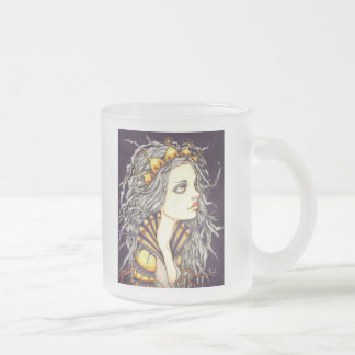 Mairead Frosted Glass Coffee Mug