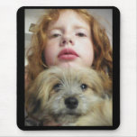 Maisie and Eddy Mouse Pad