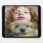 Maisie and Eddy Mousepad