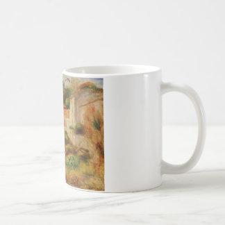 Maison de la Poste by Pierre-Auguste Renoir Coffee Mug