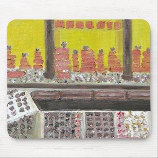 Maison du Chocolat mousepad