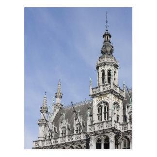 Maison du Roi, Brussels, Belgium Postcard