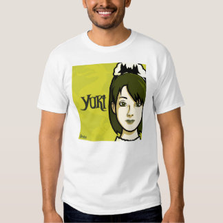 Maison Hanté Series 2 - Yuki Tee Shirt